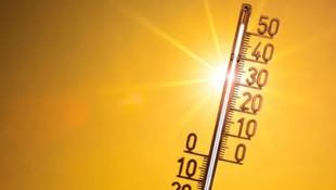 Meteoroloji'den 6 il için sıcaklık uyarısı !