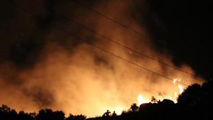 Marmara Adası yangını şüphelileri tutuklandı !