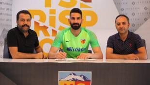 Galatasaray İsmail Çipe'yi KAP'a bildirdi