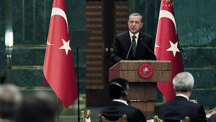 Erdoğan'dan 1 yılda 2 binden fazla atama