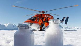 Uzmanlardan kritik uyarı: Gökten kar değil, plastik yağıyor !
