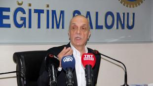 Mikrofonu açık kalan Türk-İş Başkanı'ndan yeni açıklama