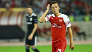 Unai Emery'den 'Mesut Özil' açıklaması