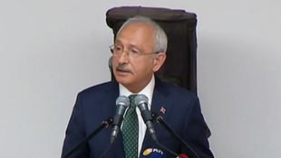 Kılıçdaroğlu: ''Anadolu'yu bize yurt yapan işte bu gönül erenleridir''