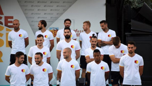 Kayserispor 16 transferini tanıttı