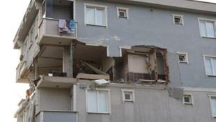 İstanbul'da büyük patlama! Patlama sonrası korkunç görüntü