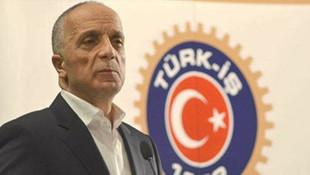 Mikrofon krizinde yeni perde! Türk-İş Başkanı'ndan bir açıklama daha