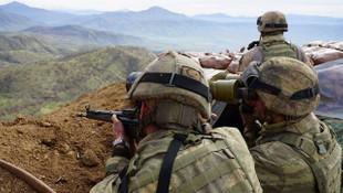 Hakkari'de 6 terörist öldürüldü