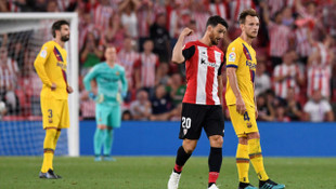 Athletic Bilbao 1 - 0 Barcelona (La Liga)