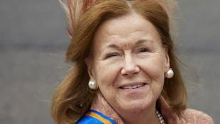 Hollanda Prensesi hayatını kaybetti