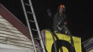 Ukrayna'nın tatil cennetinde otel yangını: 8 ölü