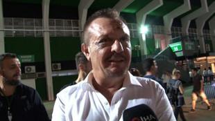 Ali Çetin: Huzurevini hep beraber gördük
