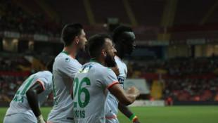 Kayserispor 0 - 1 Alanyaspor