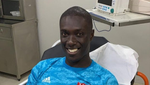 Mamadou Samassa taburcu edildi