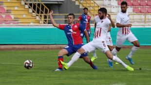 Hatayspor 1 - 0 Altınordu (TFF 1. Lig)