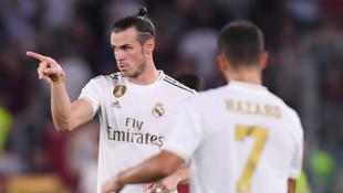 Zinedine Zidane: Gareth Bale Real Madrid'de kalacak