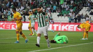 Konyaspor 0 - 0 Ankaragücü (Spor Toto Süper Lig)