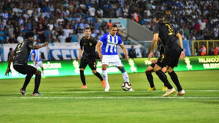 Büyükşehir Belediye Erzurumspor 2 - 2 İstanbulspor