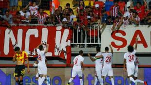 Göztepe 0 - 1 Antalyaspor (Spor Toto Süper Lig)