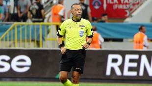 Cüneyt Çakır Cluj - Slavia Prag maçını yönetecek