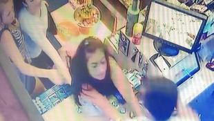 İçki alamayan kadın tekel bayisini birbirine kattı