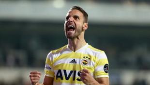 Fenerbahçe'nin eski yıldızı Soldado, La Liga tarihine geçti
