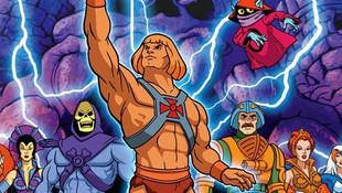 Çizgi film He-Man Netflix dizisi oluyor