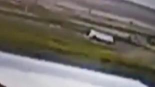 7 kişinin öldüğü feci kaza güvenlik kamerasında