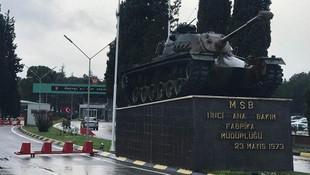 CHP'den Tank Palet Fabrikası için eylem kararı !