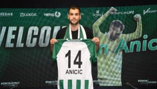 Marin Anicic resmen Konyaspor'da