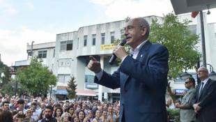 Kılıçdaroğlu söz verdi: ''Parayı bulup burayı açacağım''