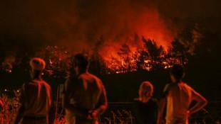 İzmir'deki yangın kabusunda 3. gün