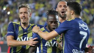 Fenerbahçe'ye kötü haber! Victor Moses sakatlandı