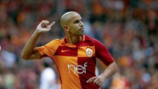 Geçen sezonun en iyi oyuncusu Feghouli seçildi