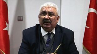 MHP'li Yalçın: ''Gül ve Davutoğlu'nun tavrı PKK'ya verilmiş zımni bir destektir''