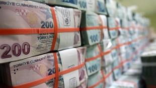 Hazine 2.9 milyar lira borçlandı !