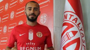 Antalyaspor Eren Albayrak ile 2+1 yıllık sözleşme imzaladı