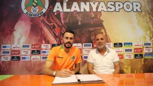 Alanyaspor Lokman Gör'le 2+1 yıllık sözleşme imzaladı