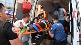 Üvey torun dehşet saçtı: Nine öldü, dede yaralı