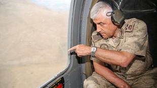 Jandarma Genel Komutanı: Dağlar tamamen temizlendi