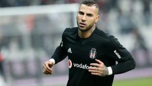 Ricardo Quaresma Beşiktaş'ta kalacağını açıkladı