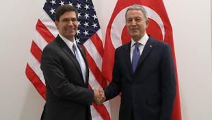 ABD ile Türkiye anlaştı; güvenli bölgede birinci aşama başlatıldı