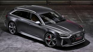 Audi yeni canavarını tanıttı ! İşte 2020 Audi RS6 Avant