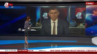 Metin Feyzioğlu A Haber'de 41 baroyu eleştirdi