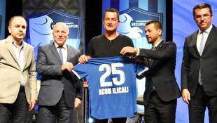 Acun Ilıcalı'dan BB Erzurumspor'a destek programı: 125 bin 600 forma satıldı