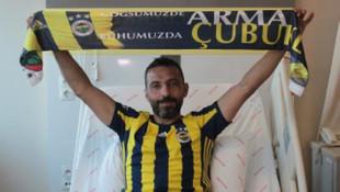 Ölümden dönen Fenerbahçe taraftarı Hasan Usanmaz o anları anlattı