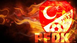 PFDK'dan Galatasaray, Sivasspor, Denizlispor ve Kayserispor'a para cezası