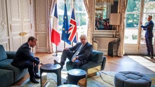 İngiltere Başbakanı Johnson'un rahatlığı dikkat çekti