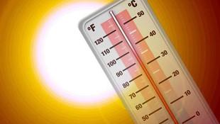 Meteoroloji'den kritik uyarı: Sıcaklıklar 40 dereceyi bulacak !