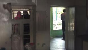 Gaziantep'te dehşet! Dua sırasında evin tavanı çöktü